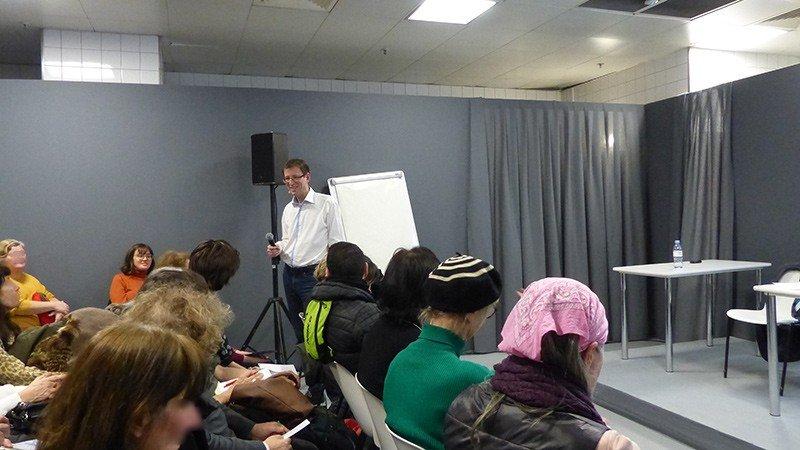 Témoignages des participants au salon Thermalies